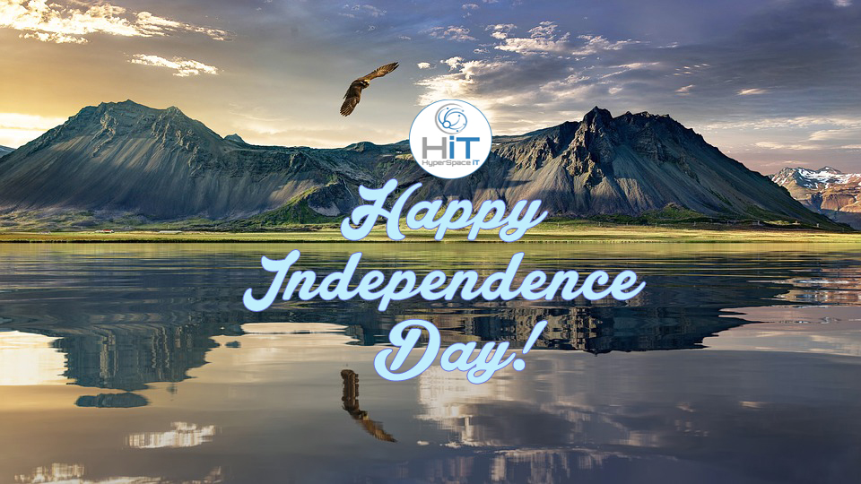 Online Marketing Celebrating Our Independence Day