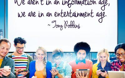 Social Media Marketing for Excellent Entertainment