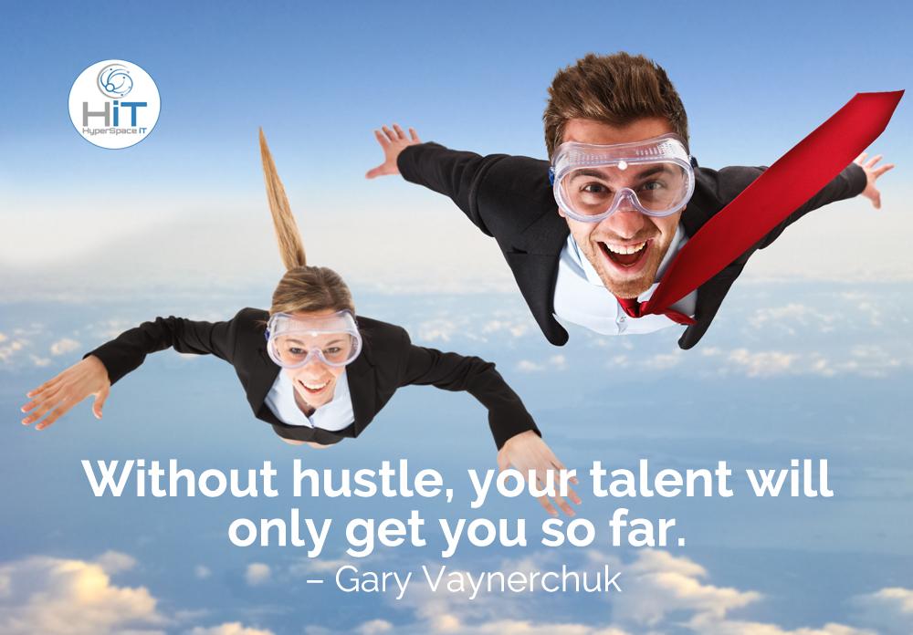 online marketing people flying